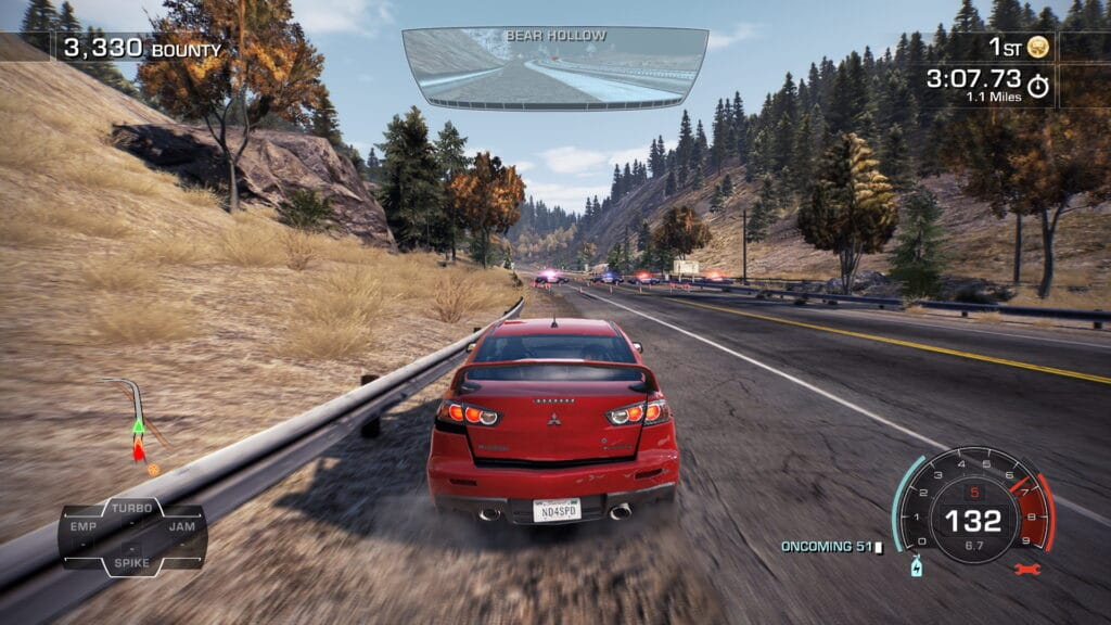 Need For Speed Hot Pursuit Remastered - Corrida