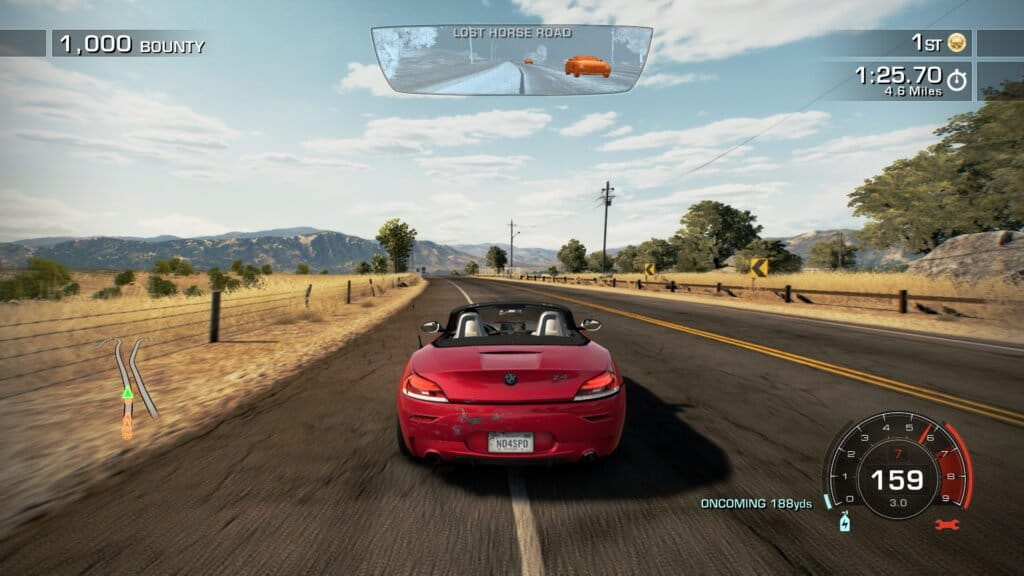 Need For Speed Hot Pursuit Remastered - Corrida 3