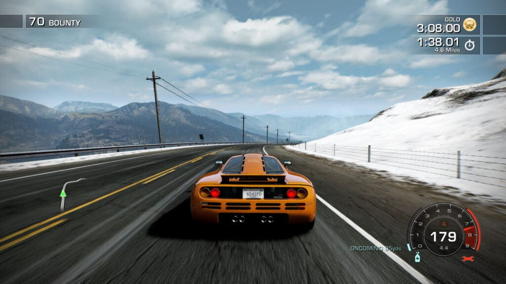Need For Speed Hot Pursuit Remastered - Corrida 2