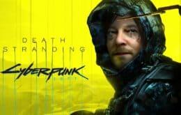 'Cyberpunk 2077' e 'Death Stranding' se unem em novo crossover