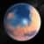 Nuvens geladas podem ter aquecido Marte o bastante para sustentar rios e lagos