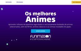 Streaming de animes, Funimation chega à PStore para usuários do PS4 e 5