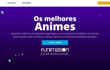 Transmisión de anime, Funimation llega a PStore para PS4 y 5 usuarios