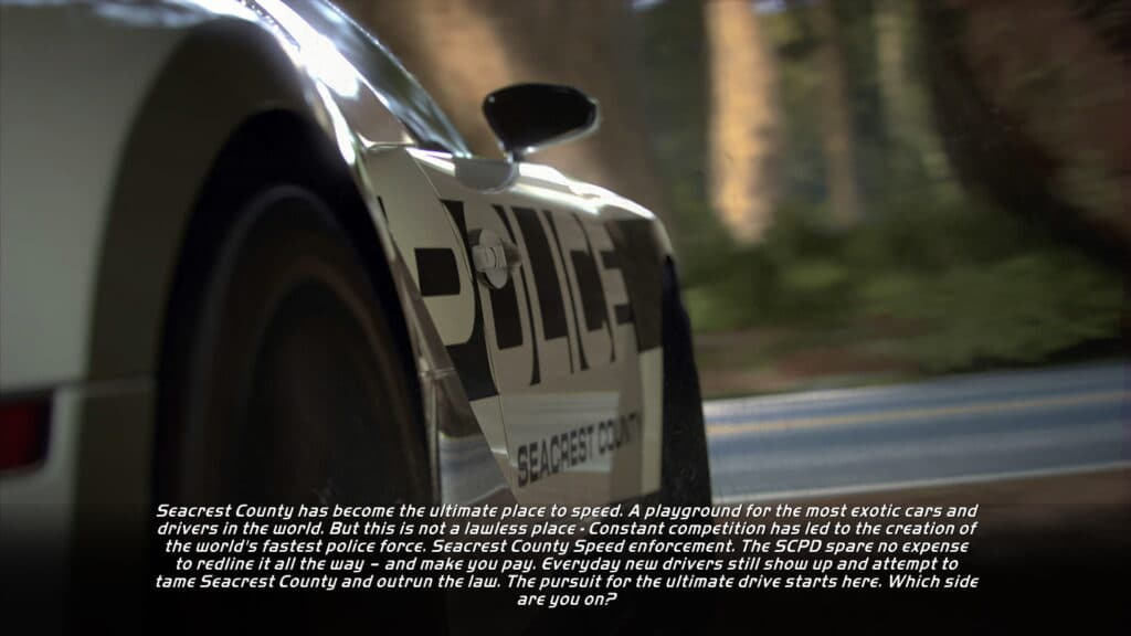 Need For Speed Hot Pursuit Remastered - HIstória