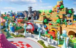 Nintendo mostra detalhes do Super Nintendo World