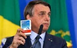 STF envia notícia-crime contra Bolsonaro à PGR por indicar cloroquina