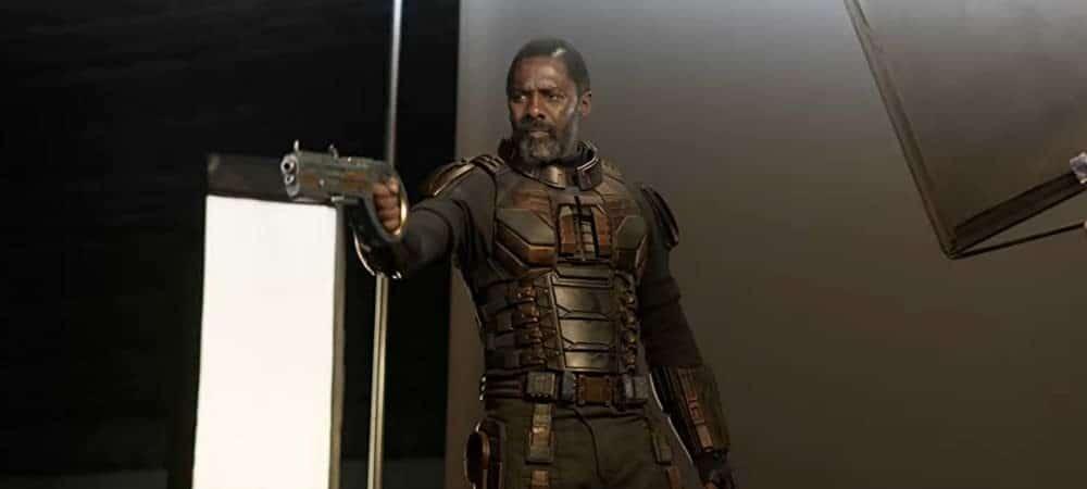 O Esquadrão Suicida / Idris Elba / Warner