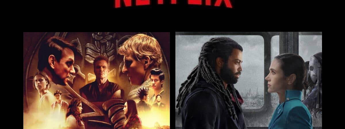 Lançamentos da Netflix para janeiro