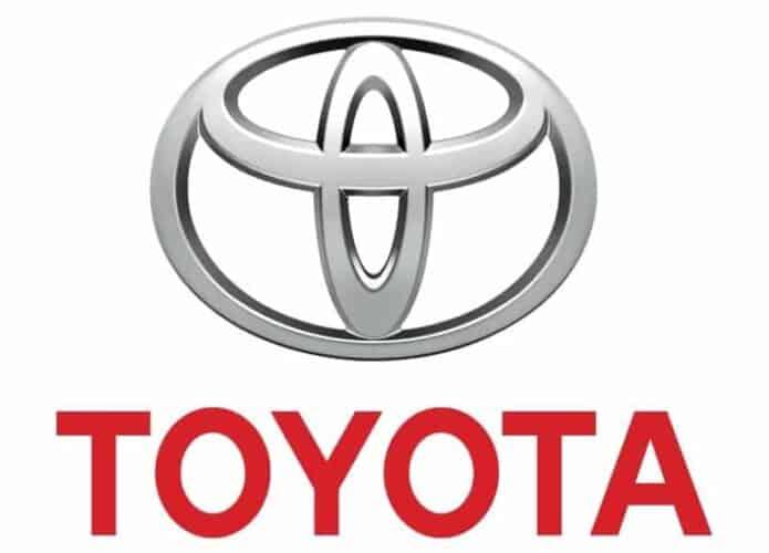 Logo da Toyota