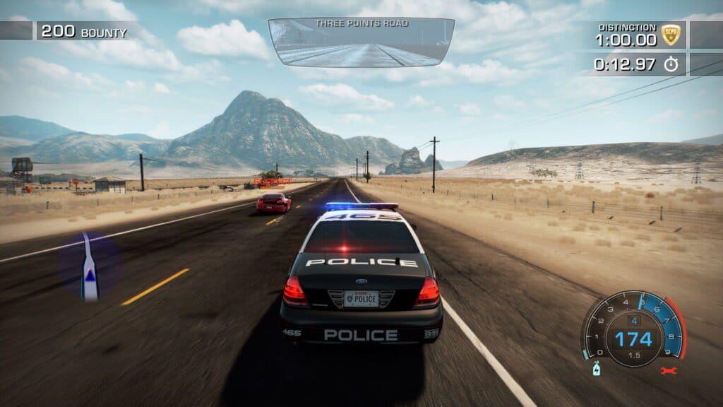 Need For Speed Hot Pursuit Remastered - Perseguição