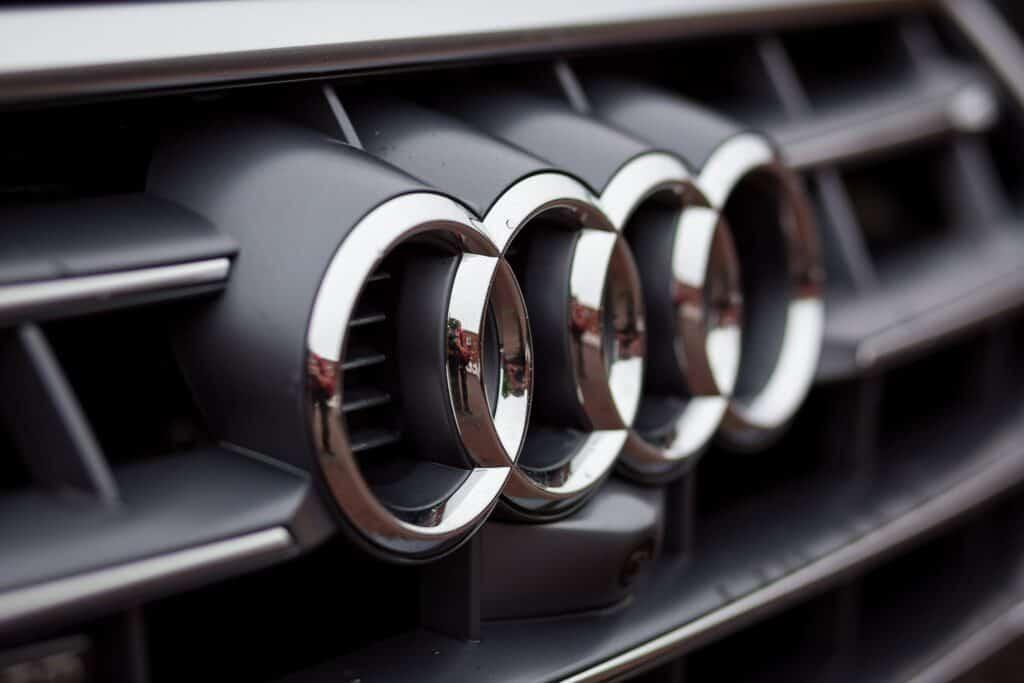 Logo da Audi