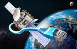 SpaceX recebe US$ 886 milhões para levar internet às áreas rurais dos EUA
