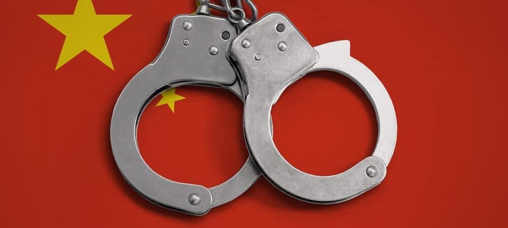 China prisão