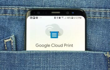 Google vai descontinuar Cloud Print esta semana