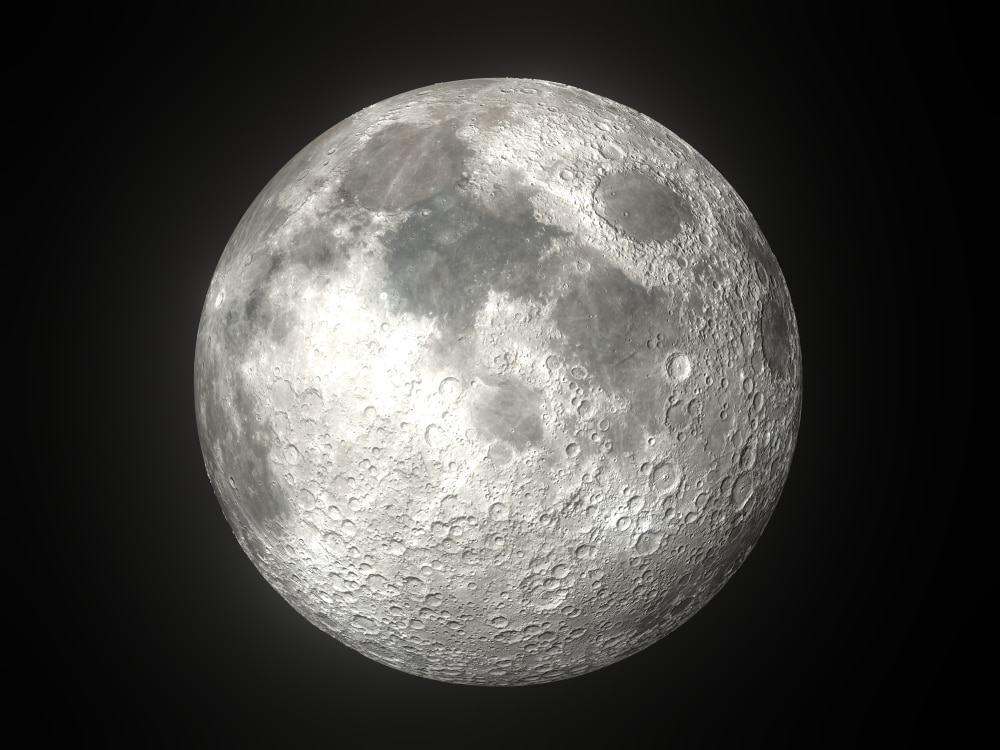 Corrida lunar em 2021