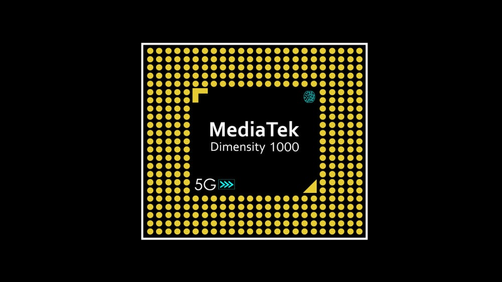 Chip 5G da MediaTek