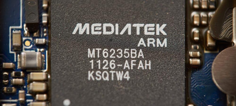 Chip ARM da MediaTek