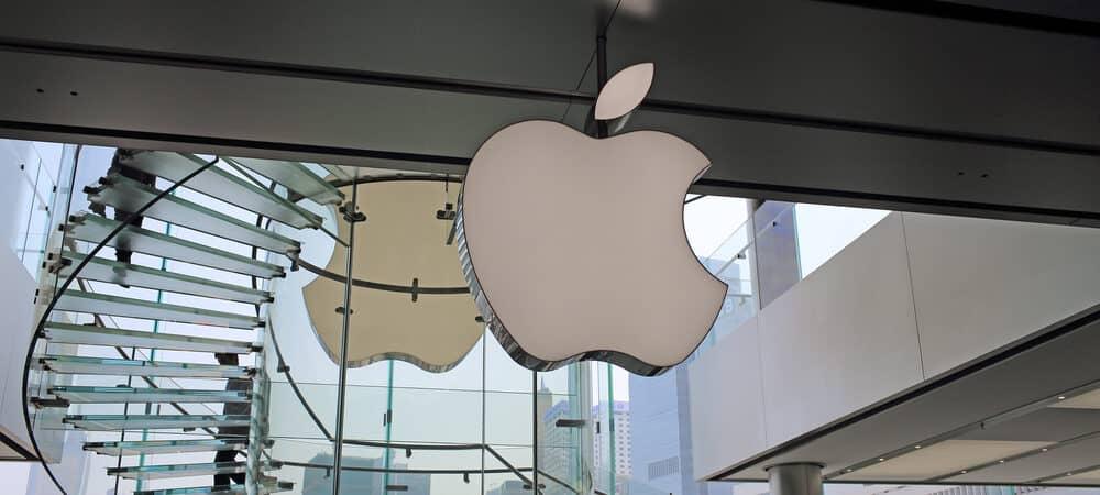 Apple poderá banir apps que não se adequarem às novas regras de privacidade