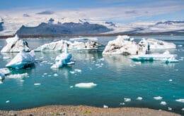 ONU registra temperatura recorde de 18,3°C na Antártica