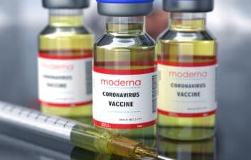 Vacina da Moderna tem 96% de eficácia em adolescentes