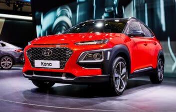 Hyundai to produce Kona electric SUV in South Korea
