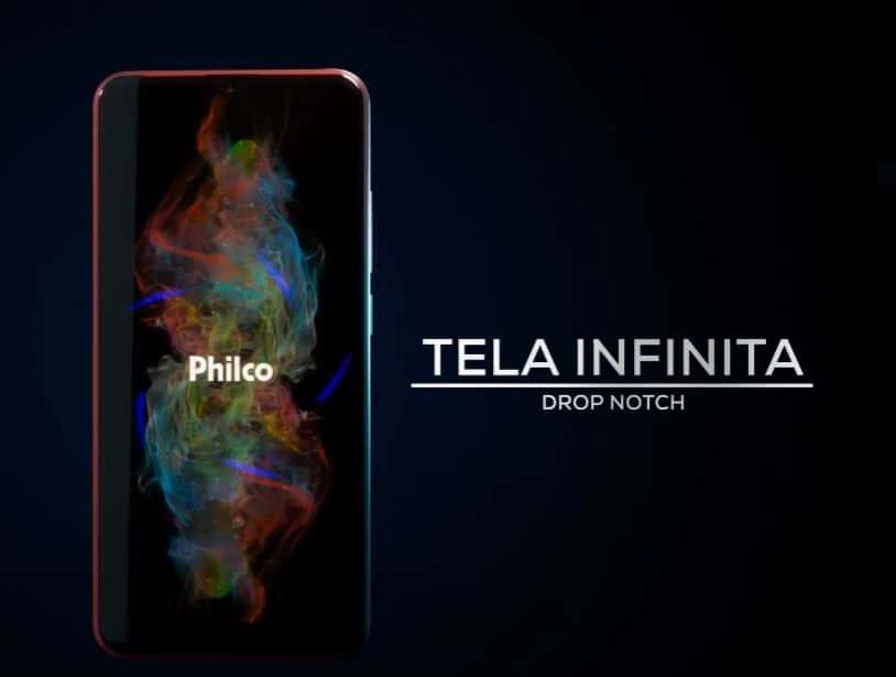 Tela - Philco HIT P10