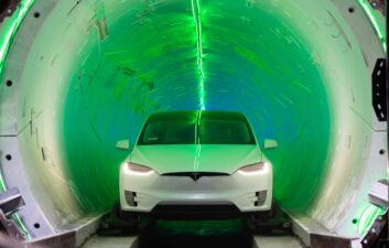The incredible Elon Musk tunnels in Las Vegas