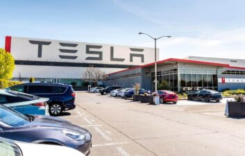 Tesla: chip shortage stops Model 3 production in the U.S.