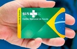 Covid-19: vacinação no país não exigirá cartão do SUS