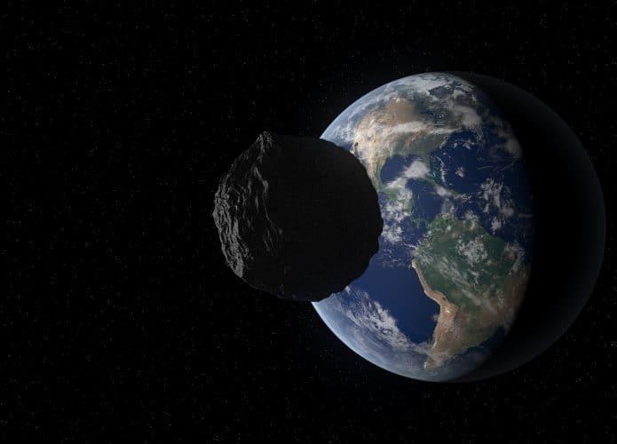 El asteroide Bennu ha sido investigado por Osiris-REx