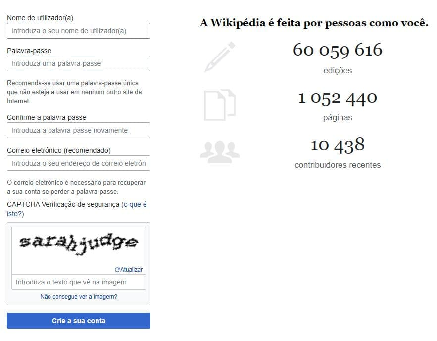 Site do Wikipédia