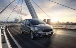 Ford Ka foi o carro mais desvalorizado entre os mais vendidos em 2020