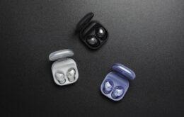 Samsung apresenta fones sem fio Galaxy Buds Pro