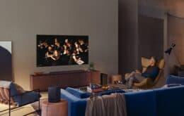 Samsung adopta Mini LED en nuevos televisores y revela control remoto solar