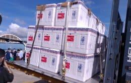 Butantan anuncia paralisação na produção da Coronavac por falta de insumos