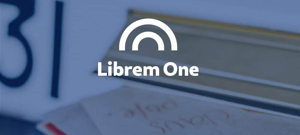 Logo Librem One