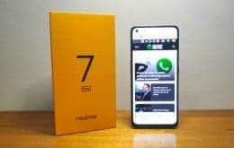 Review do Realme 7 Pro: celular impressiona na bateria e tira fotos com qualidade