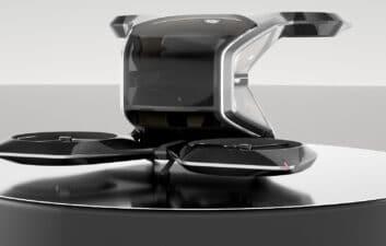 CES 2021: GM presents individual futuristic drone