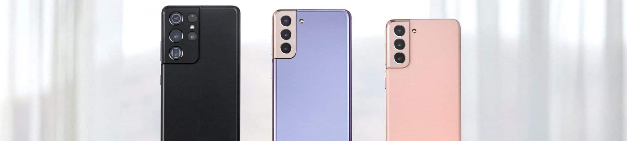 Samsung marca evento de lançamento da linha Galaxy S21 no Brasil