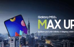Samsung Galaxy M02s aparece con batería potente y bajo precio