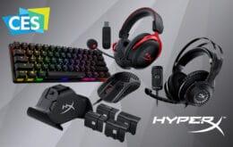 CES 2021: HyperX anuncia teclado gamer compacto e acessório para Xbox