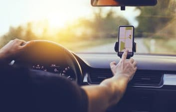 Apps bring the ease of renting a car and paying by the minute