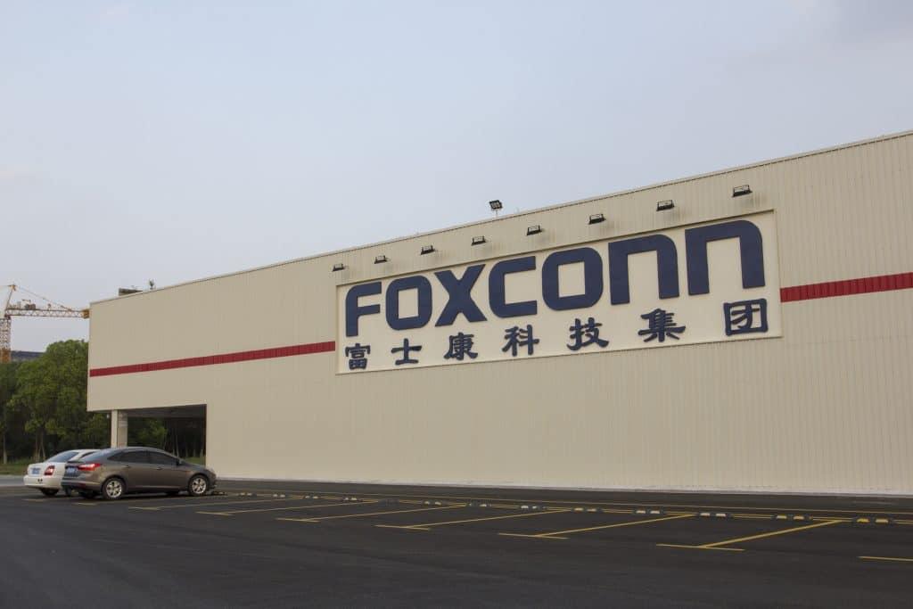Foxconn Shanghai Facility