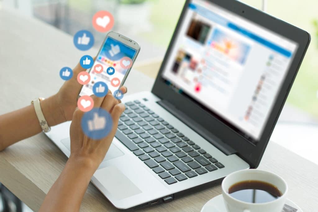 A lista de interesse permite que o Facebook direcione anúncios mais compatíveis com o perfil do usuário