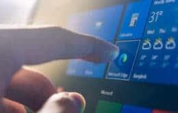 Como desativar ícones da barra de tarefa do Windows 10