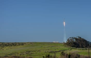 Elon Musk's SpaceX sends 143 satellites at once and breaks record