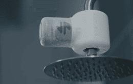 """CES 2021: caixa de som Bluetooth se acopla a chuveiro para bateria """"eterna"""""""