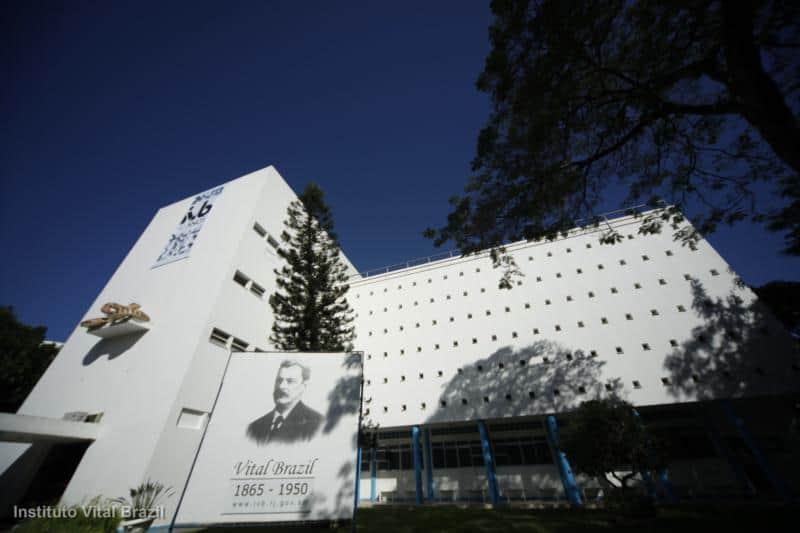 Fachada Instituto Vital Brasil