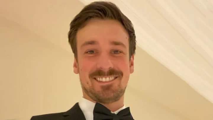 John Matze, CEO da rede social Parler