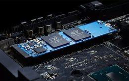 Intel anuncia o fim da linha de memórias SSD Optane para computadores pessoais